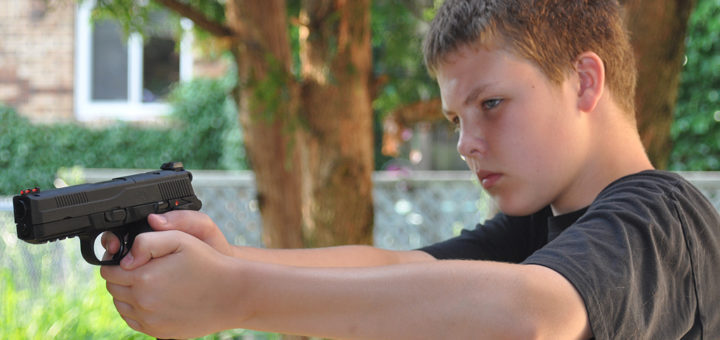 increaing crime among youth