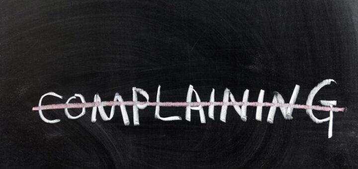 Regarding Your Stupid Complaint