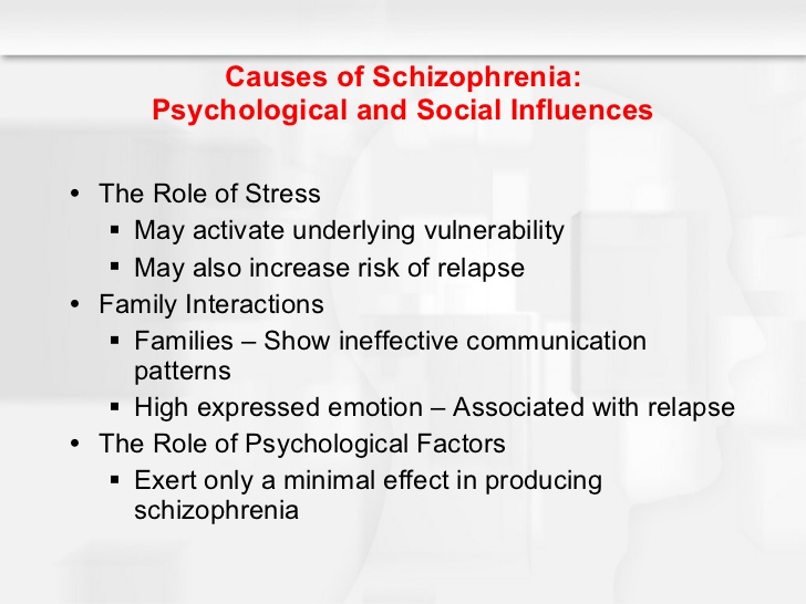 Psychological and Interpersonal factors in Schizophrenia