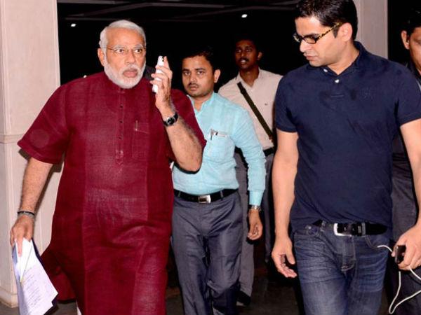 Psychology of Politics: Prashant Kishor & Modi Ji