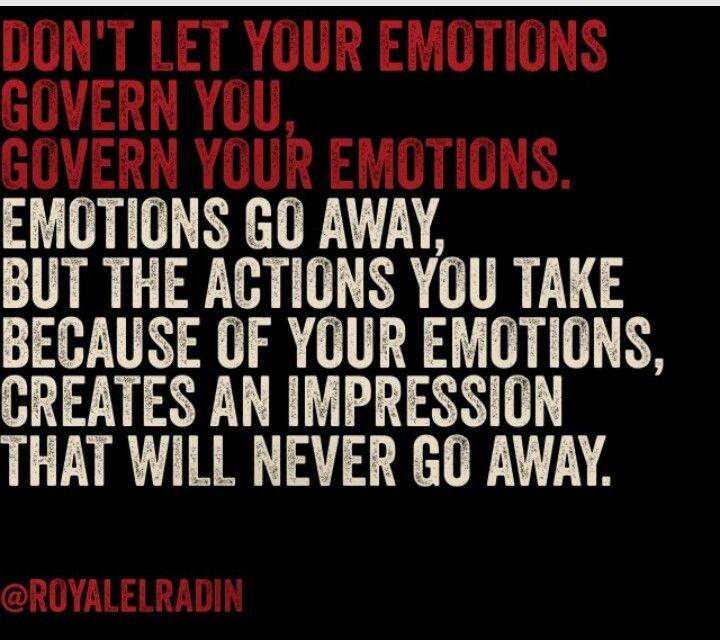 Emotional work gets divine intervention