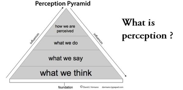 what is misperception?