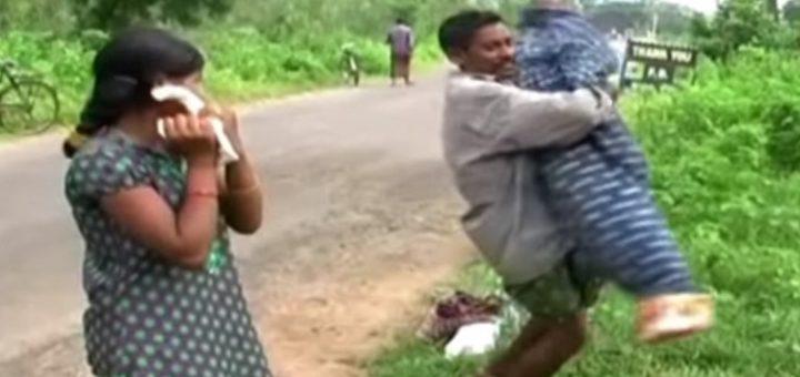 Insensitive people: Odisha tribal man Kalahandi