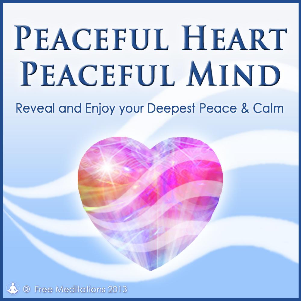 peaceful heat peaceful mind