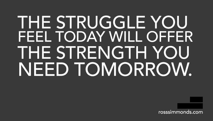 Strength-Struggle-Quote