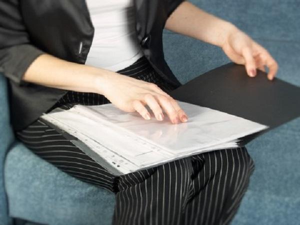 job interview- portfolio