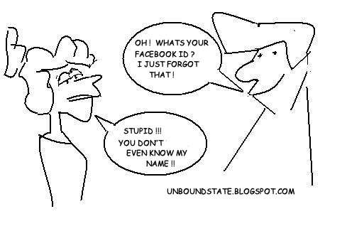 Art of Flirting: flirt cartoon