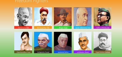 indian freedom fighters