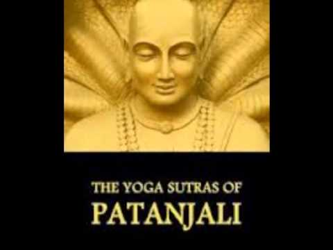 the Yoga sutras of Maharshi Patanjali