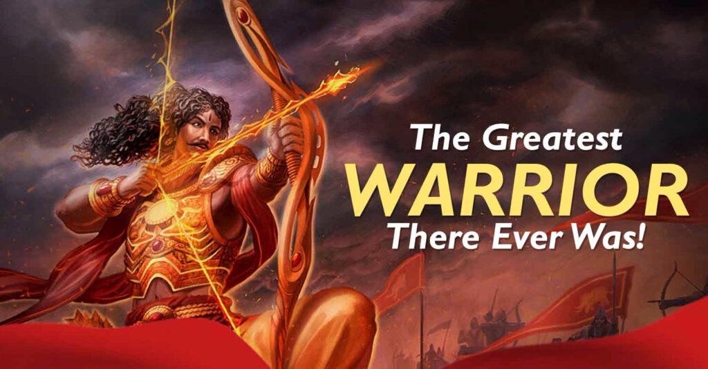 Karna the warrior: A monologue