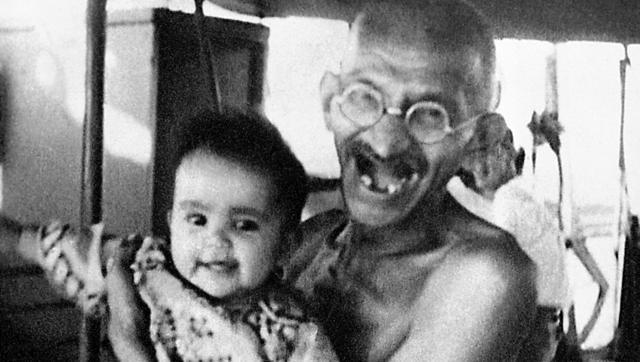 "Father of the Nation ""Mahatma Gandhi""!"