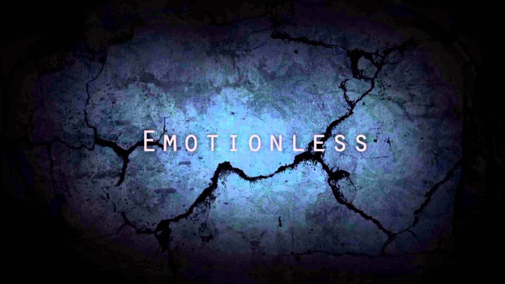low of Disassociation of Love: Emotionless