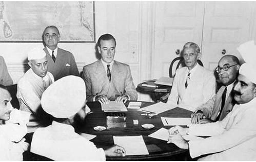 Mountbatten meeting & Future of Indian Subcontinent