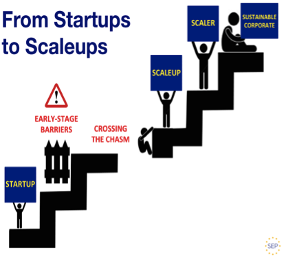 How to choose the right business: From startups to Scaleups
