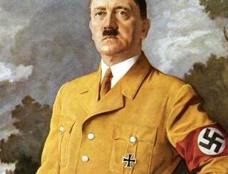 Adolf Hitler : Prejudice and Personality